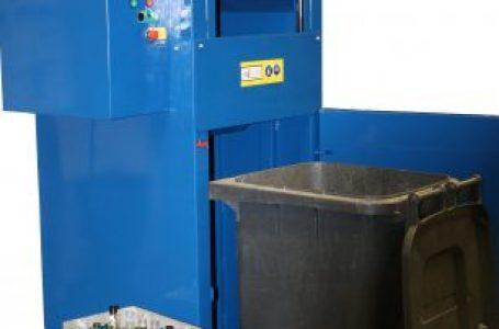 Compactoare manuale și presscontainere pentru deșeuri