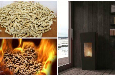 Avantajele incalzirii pe baza de peleti din lemn