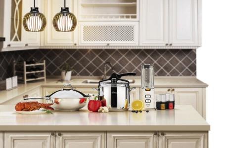 3 mari idei de amenajare a unei bucătării mici