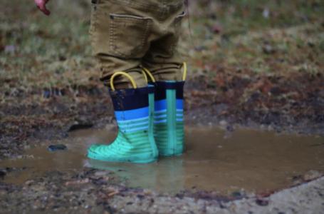 Cum alegem cizmele de ploaie pentru copii?