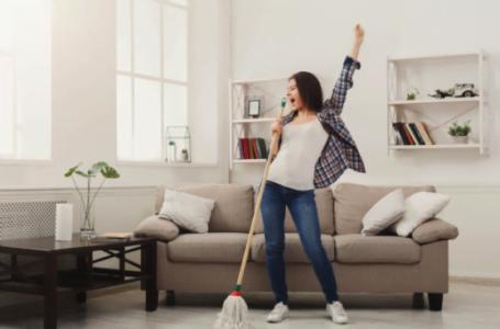 Curățenia în casă: 5 trucuri pentru curățenie rapidă