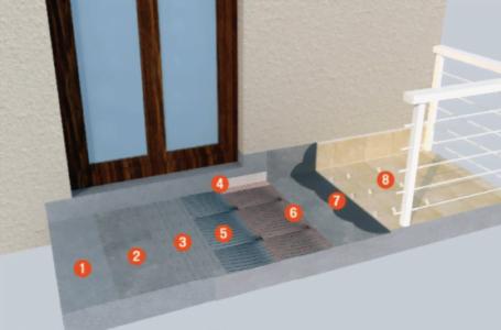 Cum să hidroizolezi o terasă?