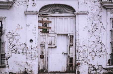 Renovarea unei case vechi